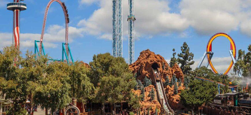 Fantasy Fitness At Southern California Amusement Parks Part II – Knott's Berry Farm