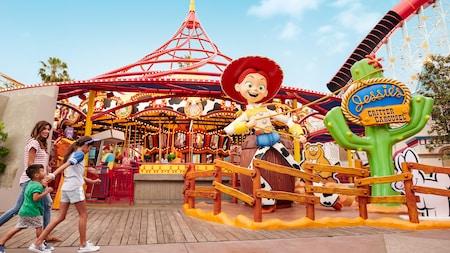 Fantasy Fitness At Southern California Amusement Parks Part III – Disney's California Adventure