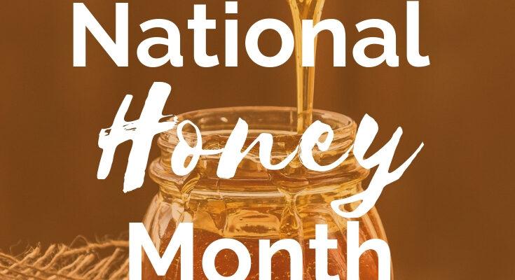Food Holidays: September Is National Honey Month