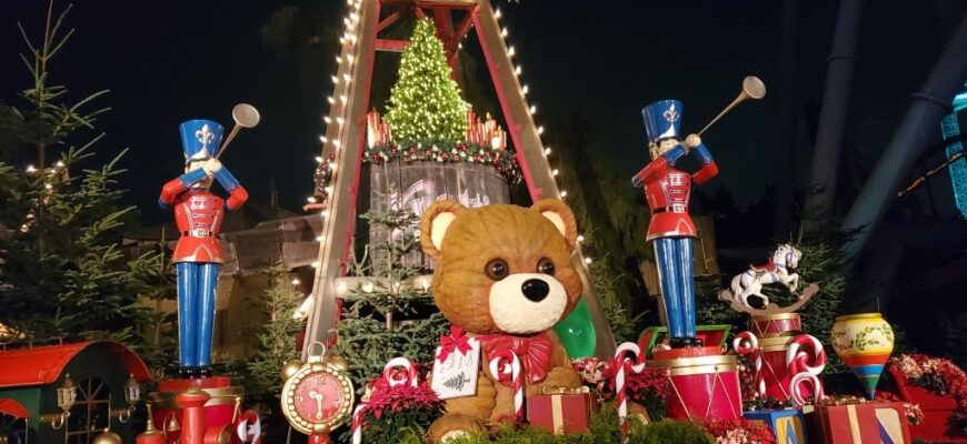 The 10 C's of Knott's Merry Farm Which Bring You Home For The Holidays