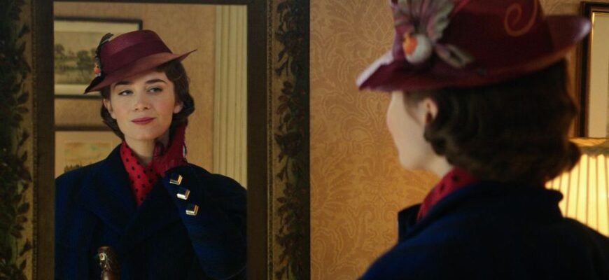 A Single Dad In Need? It's Poppins To The Rescue. A Mary Poppins Returns Review