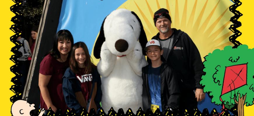The Joyous Knott's Peanuts Celebration 2020