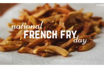 Food Holidays: National French Fry Day – July 13