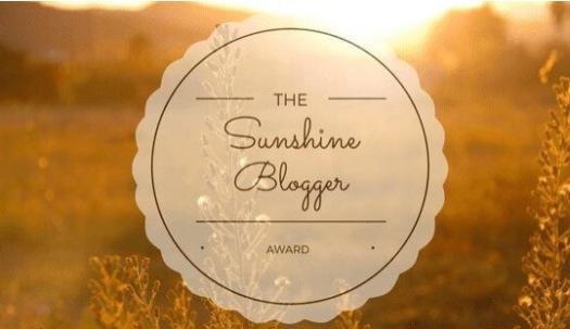The Leibster-Sunshine Blogging Awards 2017