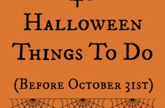 Halloween 2017 – Ten Great Things To Do Near You