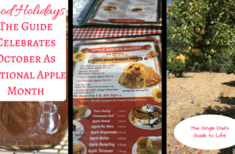 Food Holidays: The Guide Celebrates October As National Apple Month